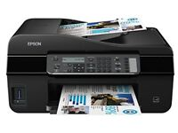 Epson Stylus Office BX305FW Plus A4 All-in-One Inkjet Printer (Print/Copy/Scan/Fax) - Colour