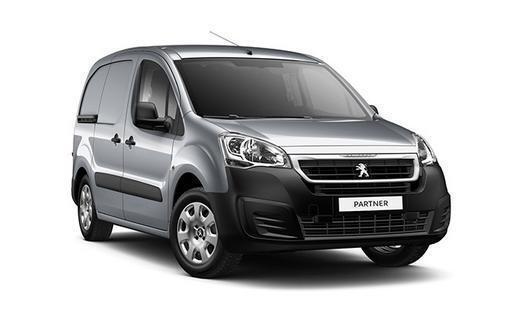 2017 Peugeot Partner 625 1.6 BlueHDi 75 Professional Van Diesel