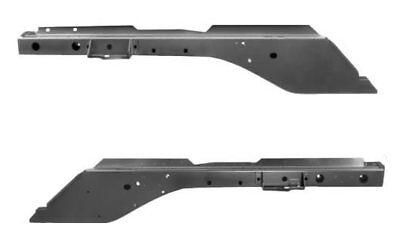 Mustang Frame Rails - 1964-70 MUSTANG FRONT FRAME RAILS (LH & RH)