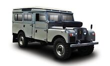 """LAND ROVER SERIES 1 107"""" STATION WAGON WANTED Beaudesert Ipswich South Preview"""