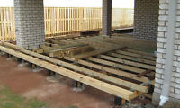 SARNIA TOP QUALITY DECK BUILDERS
