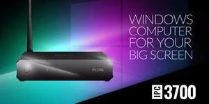 MyGica IPC3700 Fully Licensed Windows 10 Mini PC TV Stream Media Player Box KODI + VLC. Voice Functionality via Cortana.