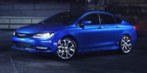 2016 Chrysler 200 S 3.6L V6 LEATHER Accident Free,  Leather,  He
