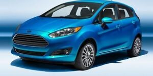 2016 Ford Fiesta HATCHBACK Accident Free,  A/C,