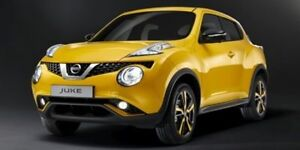 2015 Nissan JUKE SV ALL WHEEL DRIVE Leather,