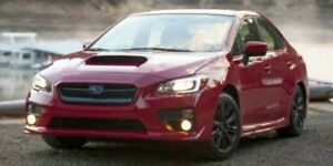 2015 Subaru WRX Sport-tech Package Sport-tech Package