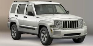 2008 Jeep Liberty 4WD NORTH EDITION Sunroof,  A/C,