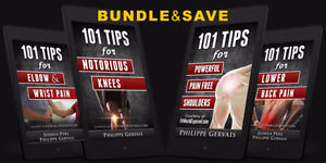 4 INJURY PREVENTION E-BOOKS (BUNDLE PACK)