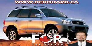 2003 Hyundai Santa Fe GL
