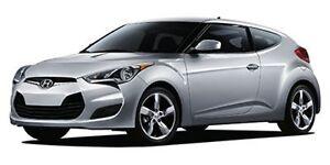 2013 Hyundai Veloster TECH Navigation (GPS),  Heated Seats,  Bac