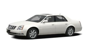 2008 Cadillac DTS AS IS SALE