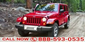 2014 Jeep Wrangler Unlimited 4WD UNLIMITED SPORT Finance $215 bw