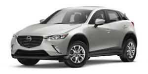 2016 Mazda CX-3 GS AWD HTD SEATS LEATHER SUNROOF LOW KM LUXURY P