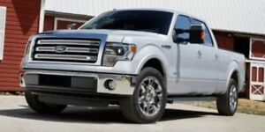 2014 Ford F-150 XLT SuperCrew 4x4 Leather & Moonroof