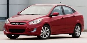 2012 Hyundai Accent 4DR GL Accident Free,