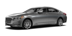 2016 Hyundai Genesis Sedan AWD LEATHER NAV $210b/w