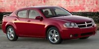 2009 Dodge Avenger SE Car Loans Available Apply Today