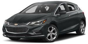 2018 Chevrolet Cruze Premier Auto Leather, Heated Seats