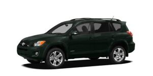 2009 Toyota RAV4 TO BE SOLD AS-TRADED