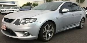 2010 Ford Falcon FG XR6 50th Anniversary Silver 6 Speed Sports Automatic Sedan Berrimah Darwin City Preview