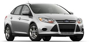 2013 Ford Focus SE Accident Free,  Bluetooth,  A/C,
