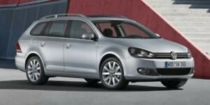 2014 Volkswagen Golf Wagon Wolfsburg Edition