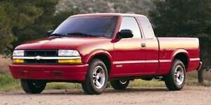 2001 Chevrolet S10 REGCAB LS For Sale Edmonton