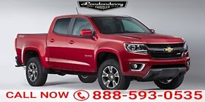 2016 Chevrolet Colorado 4WD Z71 Accident Free,  Navigation (GPS)