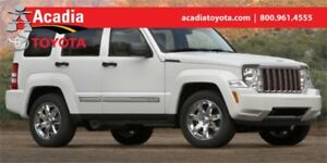 2012 JEEP Liberty - Jet Edition **AS TRADED**
