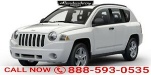 2009 Jeep Compass FWD SPORT Back-up Cam,