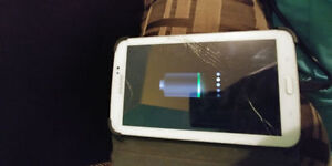 Cracked screen still works only 30$