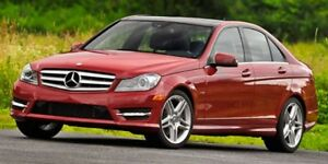 2013 Mercedes-Benz C-Class AMG Accident Free,  Navigation (GPS),