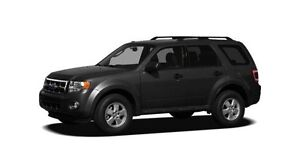 2011 Ford Escape Limited Moonroof.