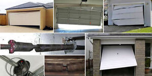 Garage Doors Repairs and Electric Opener Quality.$ 20 Off Kitchener / Waterloo Kitchener Area image 1