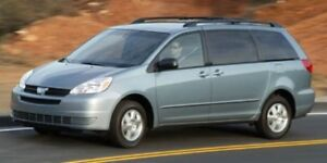 2005 Toyota Sienna CE - Like Traded