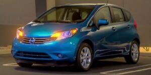 2016 Nissan Versa Note S Accident Free,  Bluetooth,