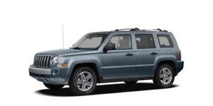 2007 Jeep Patriot Sport/North