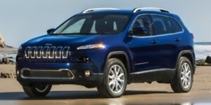 2017 Jeep Cherokee Limited Demo