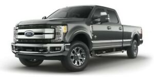 2017 Ford Super Duty F-350 SRW King Ranch