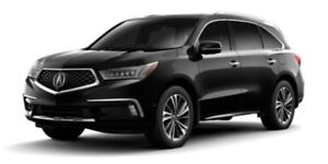 2017 Acura MDX Elite Pkg FULLY LOADED IMMACULATE WITH LOW KM!!
