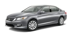2014 Honda Accord Sedan EX-L - Leather & Sunroof