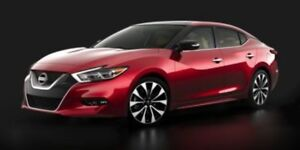 2017 Nissan Maxima SV Accident Free,  Navigation (GPS),  Leather