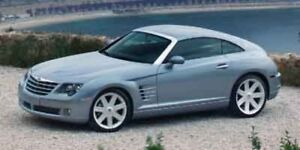 2004 Chrysler Crossfire LIMITED Leather,  Heated Seats,  Back-up