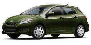 2012 Toyota Matrix HATCHBACK