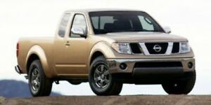 2018 Nissan Frontier 4X4 SV KING CAB