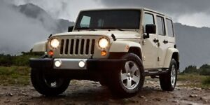 2012 Jeep Wrangler Unlimited Sport, CLEAN CARPROOF