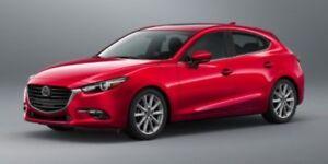 2018 Mazda Mazda3 Sport Sport GX-SKYACTIV REAR VIEW CAMERA, 7 TO