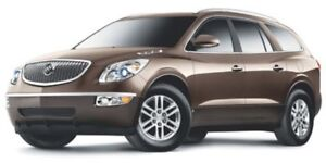 2009 Buick Enclave AWD CX Accident Free,  Leather,  Heated Seats
