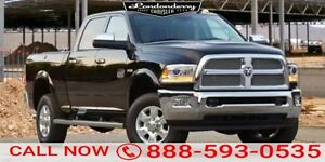 2014 Ram 2500 4WD CREWCAB SXT Accident Free,