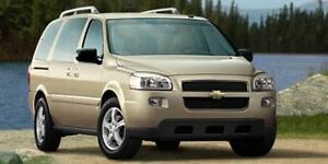 2008 Chevrolet UPLANDER LS For Sale Edmonton